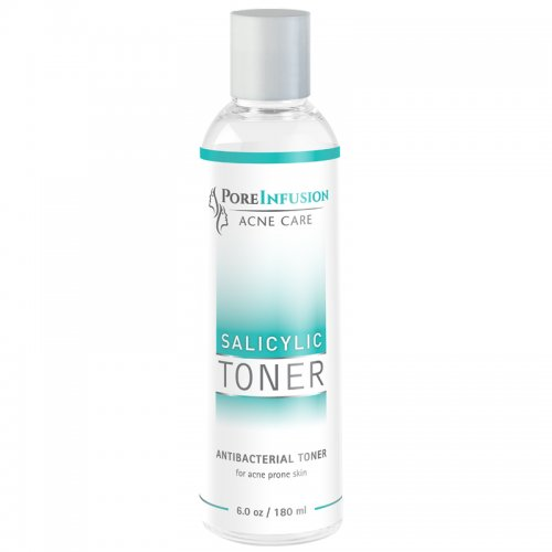 Salicylic Antibacterial Toner For Acne Prone Skin