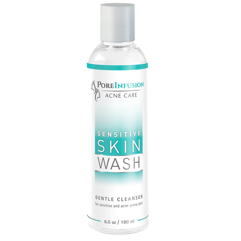 Sensitive Skin Wash For Acne Prone Skin