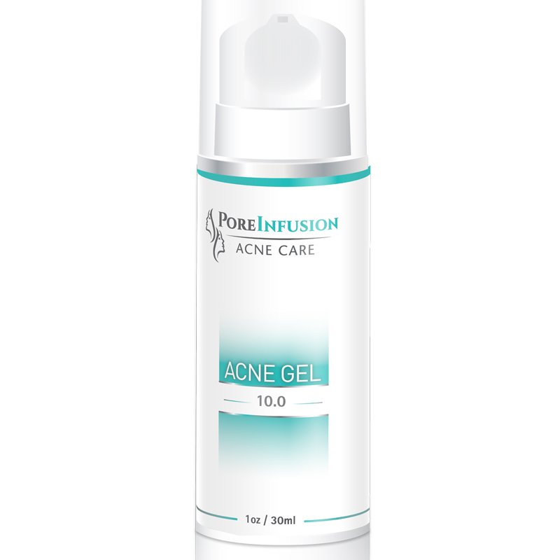 Acne Gel with 10% Benzoyl Persoxide