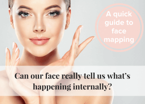 Can our face really tell us what's happening internally - a ... Skin Mapping Acne on zit mapping, anxiety mapping, skin mapping, atrial fibrillation mapping, botox mapping, anthrax mapping,