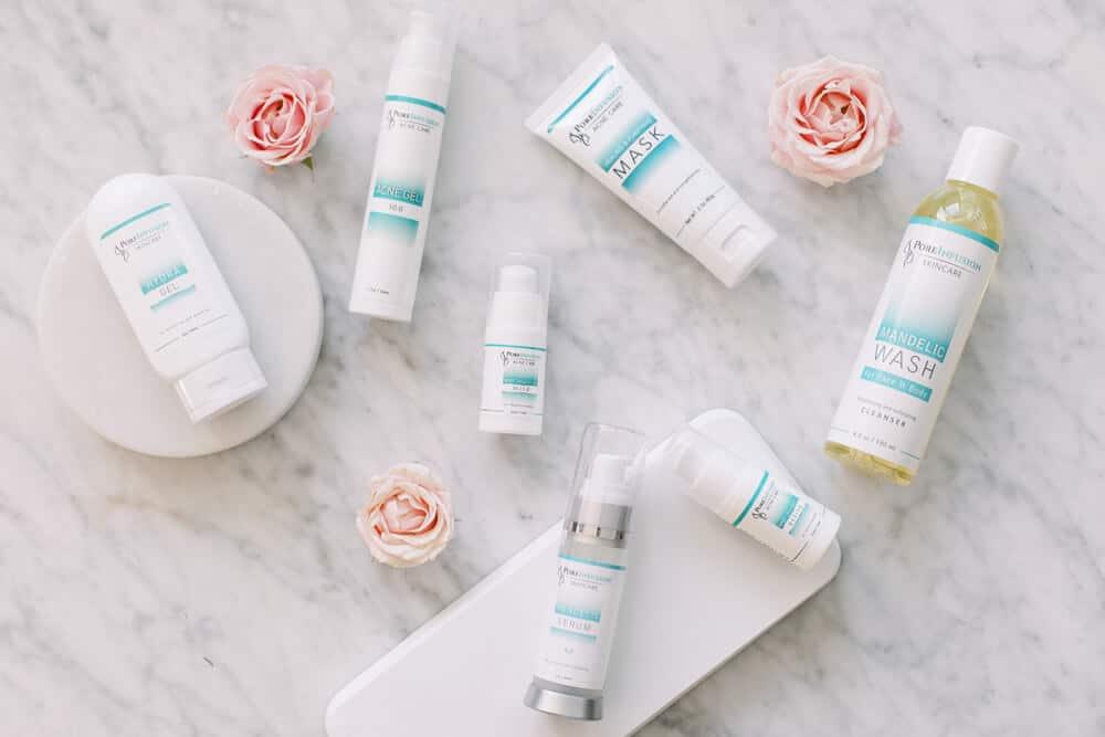 PoreInfusion acne safe skincare